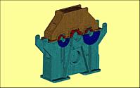 Betriebsfestigkeit Integralgetriebe