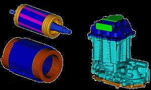 Thermal Elektromotor 1 englisch