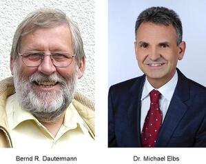 Bernd R Dautermann und Dr Michael Elbs 2